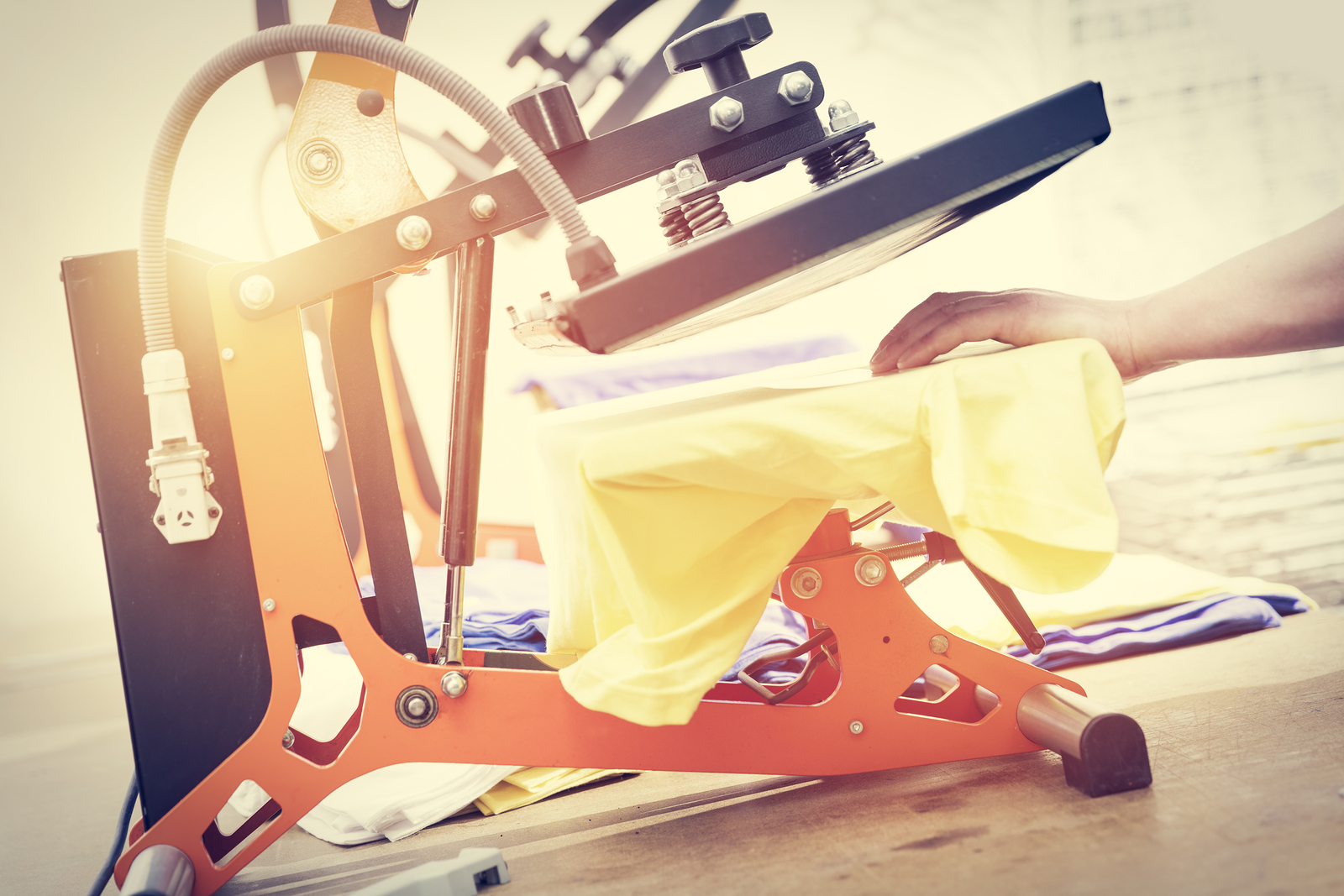 Jersey Screen Printing - What Is It and How Does It Work